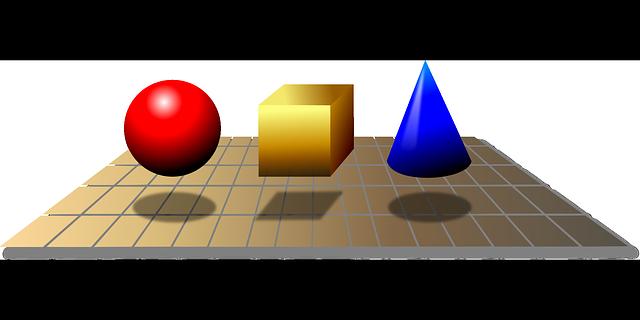 vormen van elementen