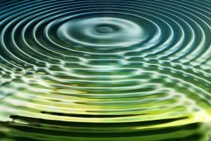 """Water als onderdeel van de kunde van """"Wind & Water""""; Feng Shui"""