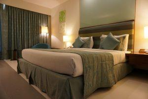 slaapkamer hotel