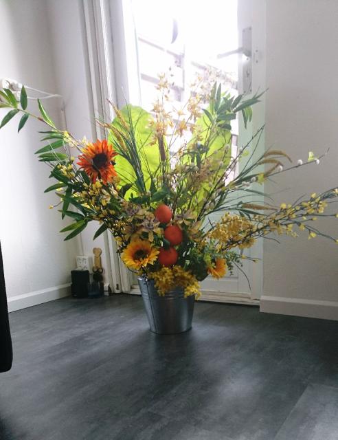 bloemstuk op 5 ster zuid
