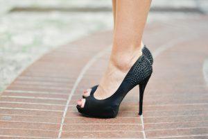 mode in schoenen