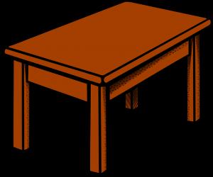 tafel met 4 poten als metafoor